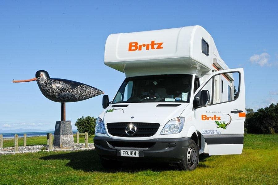 Britz Vista 4
