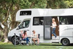 Mighty Campervan in Orewa, Auckland