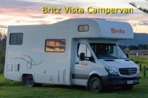 Britz Campervan Vista