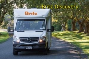 Britz Discovery Campervan