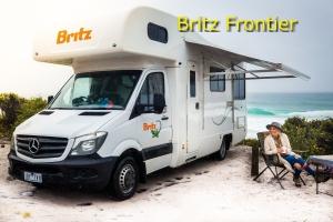 Britz Frontier Campervan