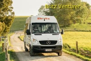 Britz Venturer Campervan