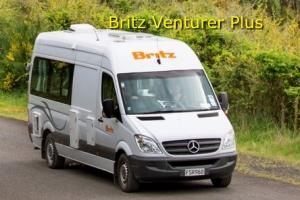 Britz Venturer Plus Campervan