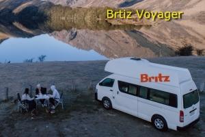 Britz Voyager Campervan