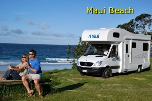 Maui Beach Campervan