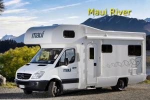 Maui River Campervan