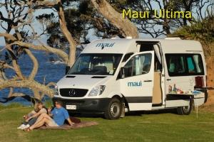 Maui Ultima Campervan