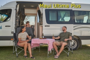 Maui Ultima Plus Campervan