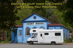 Campervan Hire Christchurch